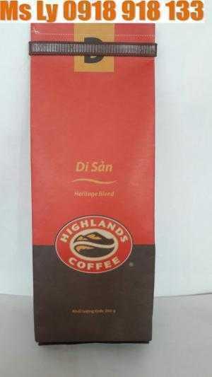 In túi giấy kraft cà phê đẹp,giá rẻ