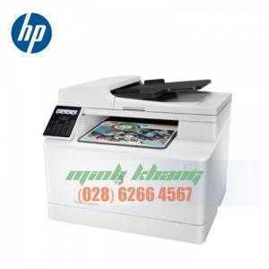 Máy in laser màu đa năng kết nối wifi HP 181fw chính hãng