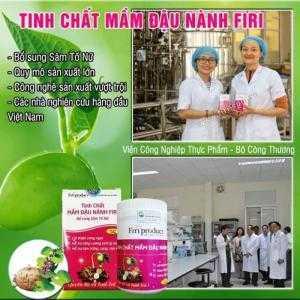 Tinh chất mầm đậu nành FIRI