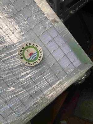 Khung nhôm lọc khí Hepa hiệu quả chất lượng tốt. Đông Châu Co.,ltđ