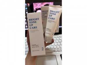 Kem dưỡng trắng nâng tone bright tone up care