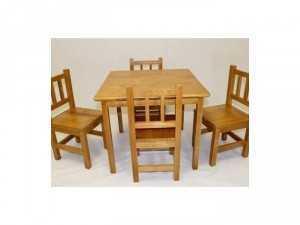 Bàn ghế gỗ cafe giá siêu rẻ trên thị trư