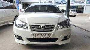 Bán Hyundai Avante 1.6MT màu trắng số sàn sản xuất 2016 biển Sài Gòn lăn bánh 26.000km mới 99%