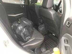 Bán Ford Ecosport Titanium 1.5AT màu trắng số...