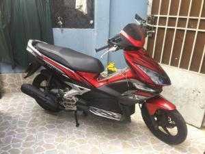Xe Honda 110cc. Air blade. BSTP. lên thái đỏ đen