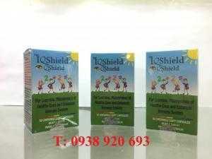 IQ Shield Tăng miễn dịch, tăng trí tuệ và hoàn thiện thể chất cho bé yêu