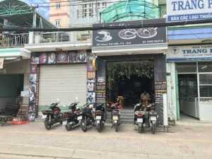 Sang quán cafe đường Phạm Thế Hiển, q8