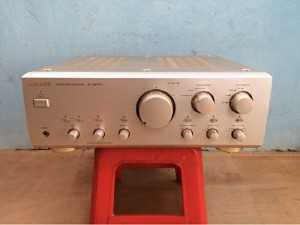 Ampply Sansui @607XR, 250w,co Denon bose