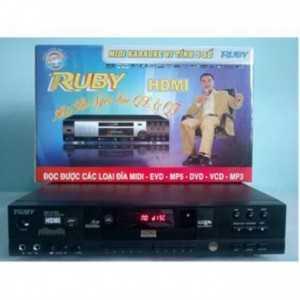 Đầu đĩa MIDI 5 Số karaoke RUBY
