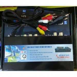 Đầu thu KTS mặt đất DVB T2