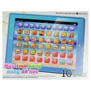 Máy tính bảng dùng để học cho trẻ