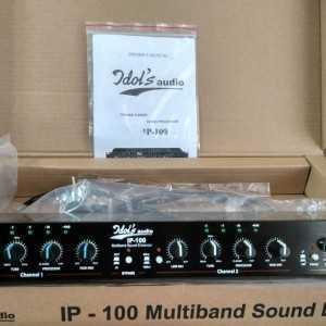 Máy nâng tiếng hát IDOL AUDIO IP 100 chính hãng