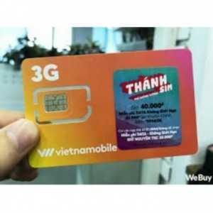 Thánh SIM 3G Vietnamobile 120G