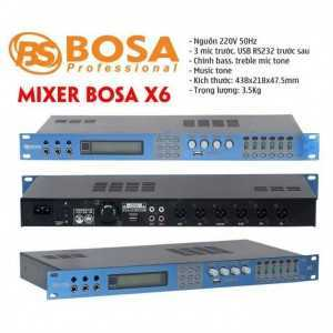 Vang số BOSA X6 cao câp thế hệ mới