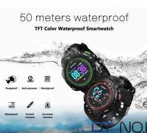 Đồng hồ thông minh No.1 F13 smartwatch chống nước IP68