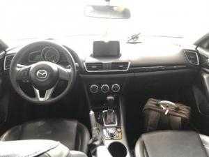 Bán Mazda 3 Hatchback 1.5AT màu đỏ số tự động sản xuất 2015 biển Sài Gòn dòng 5 cửa