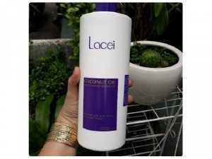 Kem ủ tóc tinh chất dầu dừa LACEI 1000ml (hấp dầu dừa Lacei)