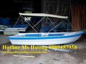 Thuyền composite chèo tay 3m, 4m, 5m