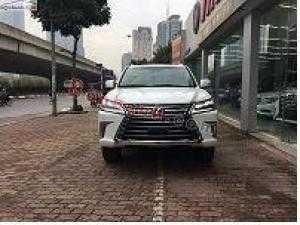 Xe Lexus LX 570 2017 - 7 Tỷ 500 Triệu