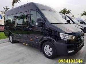 Xe du lịch 16 chổ Hyundai Solati. Hyundai...
