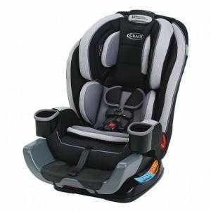 Ghế ngồi ô tô trẻ em Graco Extend2Fit 3in1 Garner xám đen