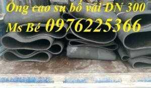 Ống cao su bố vải D100, D110, D125, D150,170, D200, D250. D300