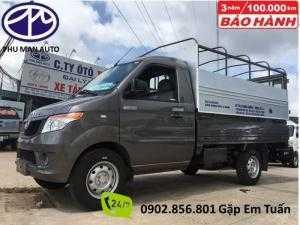 Xe tải nhỏ 990kg, kenpo tải thùng dài 2m6