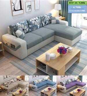 Sofa phòng khách rẻ đẹp bền - Xưởng sản xuất sofa giá rẻ