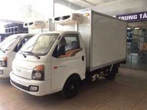 Giá Xe Tải Hyundai H150 1.5 Tấn Thùng Đông Lạnh , Trả Góp 80% , Tặng Định Vị GPS
