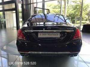 2018-07-18 16:14:17  4  Mercedes-maybach s500 siêu sang - giá đặc biệt 10,999,000,000