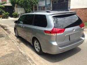 2018-07-18 16:43:08  3  Cần bán xe Toyota Sienna 2.7LE 2011 màu bạc nhập Mỹ 1,180,000,000