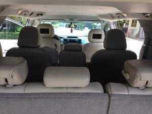2018-07-18 16:43:08  4  Cần bán xe Toyota Sienna 2.7LE 2011 màu bạc nhập Mỹ 1,180,000,000
