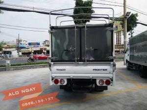 2018-07-18 16:43:37  4  Xe tải 1.4 tấn KIA K250 mui bạt, màu trắng, máy HYUNDAI, hỗ trợ trả góp 389,000,000