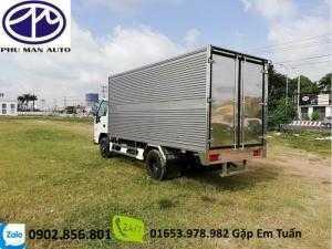 2018-07-18 16:48:04  3  Xe tải Isuzu các loại 1t9 thùng dài 4m3 520,000,000