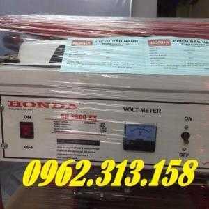 Máy phát điện 3 kw Honda giá rẻ nhất thị trường