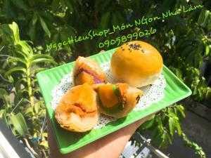 Bánh Trung thu Đài Loan nhà làm