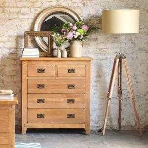 Tủ comost gỗ sồi Mỹ