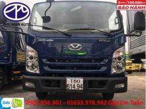 Xe tải Hyundai cabin vuông IZ 65 thùng dài...