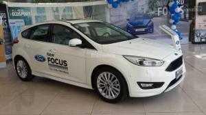 Ford Focus 2018 Trả Góp Với 250 Triệu