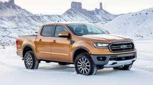 Ford Ranger 2018 Form mới, mạnh mẽ, hiện đại,...