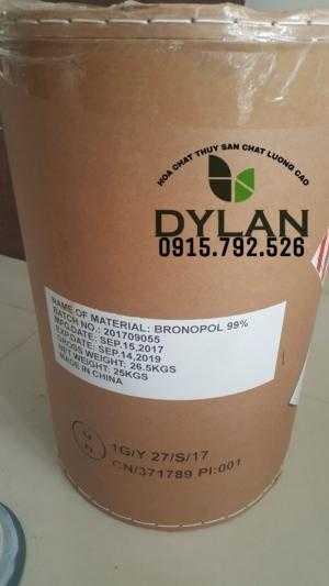 Bronopol (thay thế xanh Malachite) - Đặc trị nấm