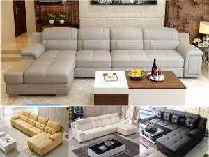 Sofa phòng khách (gồm bàn) giảm  30% - xưởng sản xuất sofa giá rẻ