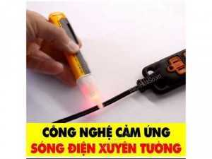 Bút thử điện cảm ứng thông minh