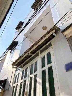 Bán nhà hẻm 1979 Huỳnh Tấn Phát Nhà Bè Tp Hồ Chí Minh DT4.9m x 10m, 1 trệt 1 lửng