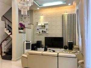 Bán nhà hẻm 719 đường Huỳnh Tấn Phát, Quận 7, Tp.HCM DT 6m x 8m, trệt 2 lầu