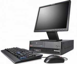Lenovo ThinkCentre M58e - Core2 E8400 - 4G - 160G - Siêu Rẻ