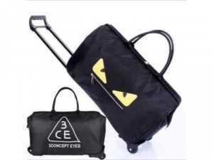Túi kéo 3CE con mắt