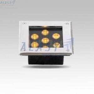 Đèn LED Âm Đất Vuông 7W - GHT307
