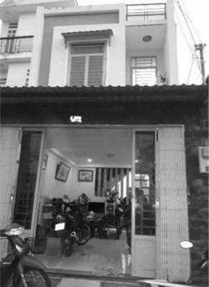 Bán nhà hẻm 1942 Huỳnh Tấn Phát, Nhà Bè,...