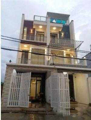 Bán nhà hẻm 2279 Huỳnh Tấn Phát, Nhà Bè,...